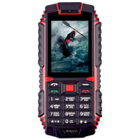 Sigma X-treme DT68 (Black-Red)