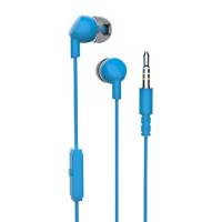 Вакуумные наушники-гарнитура Havit HV-E86P (Blue)