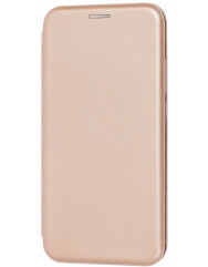 Чохол-книга Premium Xiaomi Redmi Note 5 (золотий)