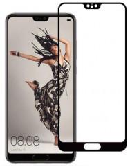Стекло Huawei P20 5d 0.33mm (Black) 2018