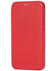 Книга Premium Xiaomi Redmi 8 (красный)