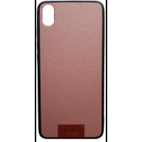 Чехол Remax Tissue Xiaomi Redmi 7a (бронзовый)