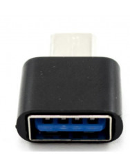 Адаптер C&Q CQ-01 OTG на Micro USB (Black)