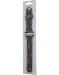 Ремінець силіконовий для Apple Watch 42/44mm (камуфляж)