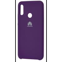 Чехол Silky Huawei P Smart Z (фиолетовый)