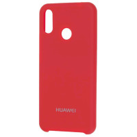 Чехол Silky Huawei P Smart Plus (красный)