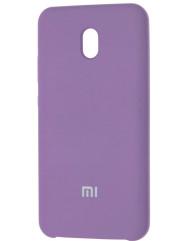 Чохол Silky Xiaomi Redmi 8a (лавандовий)
