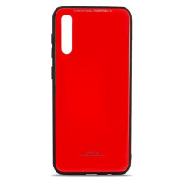 Чехол Glass Case Samsung Galaxy A50 / A50s / A30s (красный)
