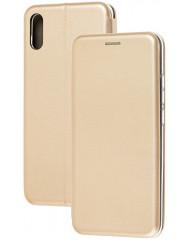 Книга Premium Xiaomi Redmi 9a (золотой)