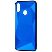 Чехол Crystal Huawei P Smart Plus (Blue)