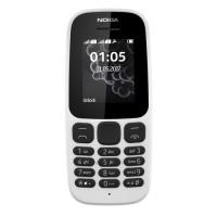 Nokia 105 Dual Sim (White) TA-1034