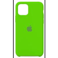 Чехол Silicone Case Iphone 11 Pro (салатовый)