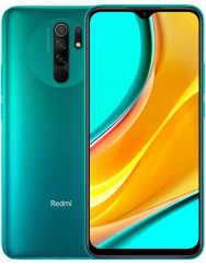 Xiaomi Redmi 9 4/64GB NFC (Green) EU - Официальный
