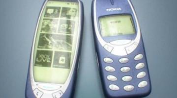 Nokia 3310 превратили в смартфон - пофантазируем !