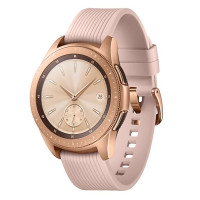 Смарт-часы Samsung SM-R810 Watch 42mm (Rose Gold)