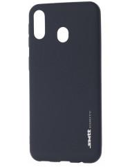 Чохол SMTT Samsung Galaxy M20 (чорний)