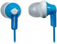 Вакуумные наушники Panasonic RP-HJE118GU-A (голубой)