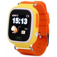 Детские GPS-часы Q90 / Q100 (Yellow)