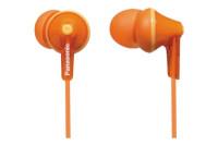 Вакуумные наушники Panasonic RP-HJE125E-D (оранжевый)