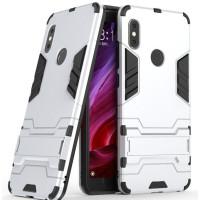 Чехол Skilet Xiaomi Redmi Note 5 (серебро)