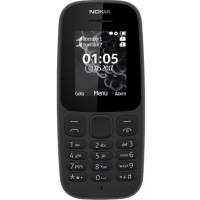 Nokia 105 Dual Sim (Black) TA-1034
