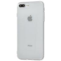 Чехол Soft Touch iPhone 7 Plus (прозрачный)