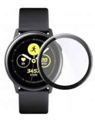 Полимерная пленка для Samsung Galaxy Watch Active 2 44mm (5D Black)