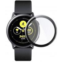Полимерная пленка для Samsung Galaxy Watch Active 2 44mm (5D Black)