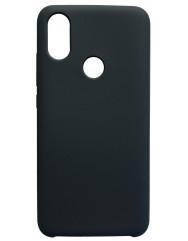 Чехол Soft Touch Xiaomi Mi A2 (черный)