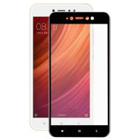Стекло Xiaomi Redmi Note 5A (5D Black) 0.33mm