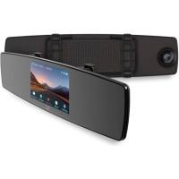 Видеорегистратор Xiaomi YI Mirror Dash Camera International Edition (Black)
