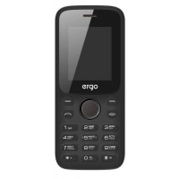 Ergo F182 Point Dual Sim (Black)