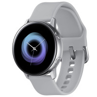 Смарт-часы Samsung R500 Galaxy Watch Active (Silver)