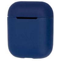 Чехол для AirPods XO Colors (темно-синий)