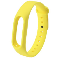 Ремешок для Xiaomi Band 2 (Yellow)