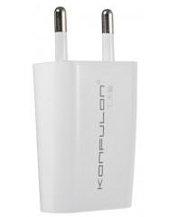 Мережевий зарядний пристрій Konfulon C13 + S05 (Lightning)