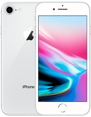 Apple iPhone 8 128Gb (Silver) MX172