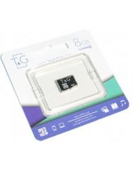 Карта памяти T&G Micro SD 8gb (10cl)