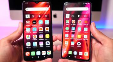 Новинки Redmi 9 и Redmi Note 9 с NFC и квадро-камерой
