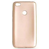 Чехол SoftTouch Xiaomi Redmi Note 5A (золотой)