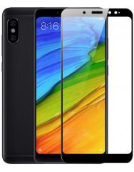 Защитное стекло Xiaomi Redmi Note 5 (5D Black) 0.33mm