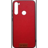 Чехол Remax Tissue Xiaomi Redmi Note 8 (красный)