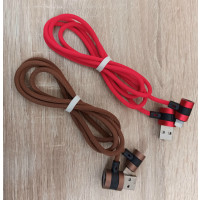 USB cable INAVI iPhone (NC-11) (красный)