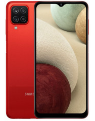 Samsung A125F Galaxy A12 4/64Gb (Red) EU - Официальный