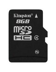 Карта пам'яті Kingston micro SD 8gb (10cl)