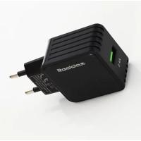 Сетевое зарядное устройство Reddax RDX-026 2.4A 1USB (черный) + кабель Type-C