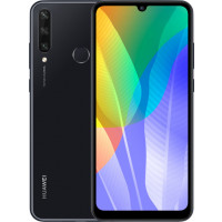 Huawei Y6p 3/64Gb (Midnight Black) EU - Официальный