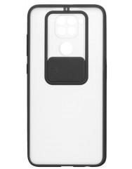 Чохол Totu Curtain Xiaomi Redmi Note 9 (чорний)