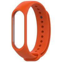 Ремешок для Xiaomi Band 3/4 (Orange)
