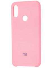 Чехол Silky Xiaomi Mi A2 Lite (розовый)